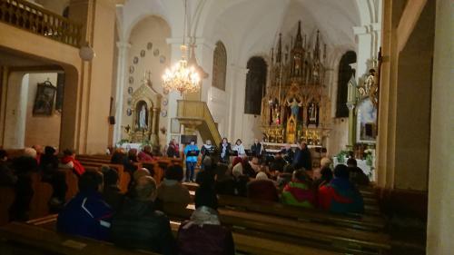 Kostel sv.Bartoloměje - Satori