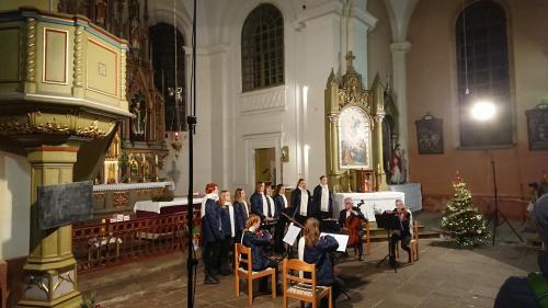 Kostel sv.Bartoloměje - Řetízek