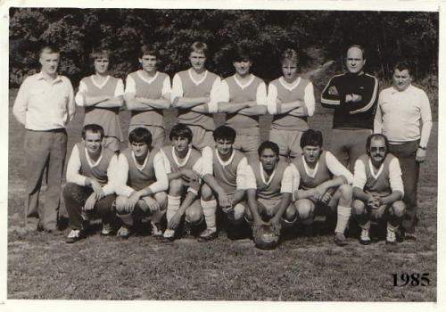 Historie fotbalového oddílu Sokol Držkov